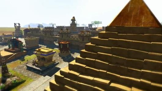 Civilization Online closed beta trailer features building, battles, and drumming