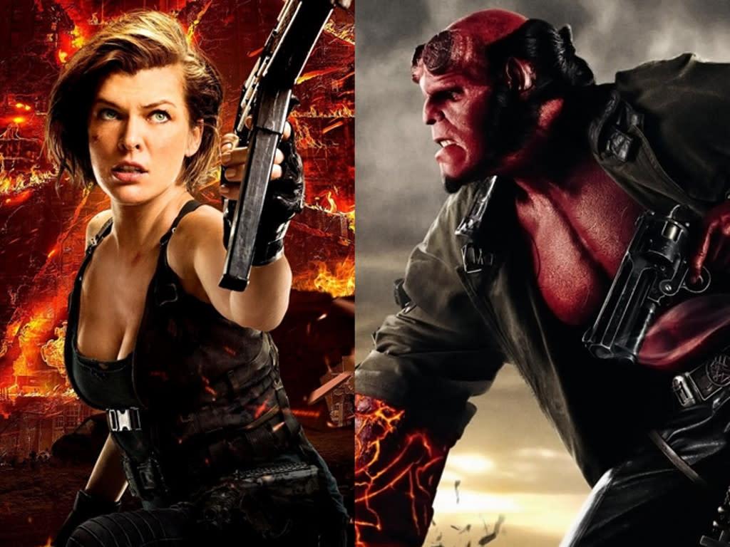Milla Jovovich to join... Milla Jovovich Hellboy