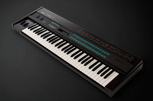 Relive Yamaha's synth history without leaving the couch