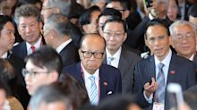 Li Ka-Shing's Son Stumbles in Year Since Father's Retirement
