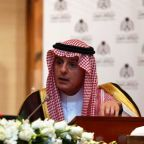 Saudi Arabia says it seeks to avert war, ball in Iran's court