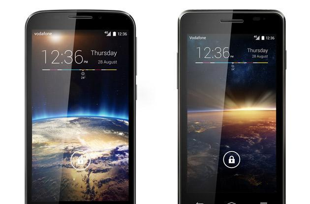 Vodafone's first own-brand 4G phones could struggle to compete