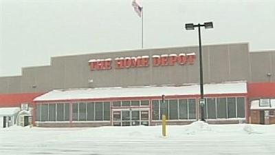 Home Depot Reopens After Roof Concerns