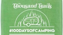 Thousand Trails Unveils Annual 100 Days of Camping Campaign for 50th Anniversary