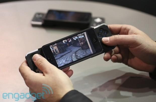 iFrogz's Caliber Advantage iPhone 5 gaming case hands-on