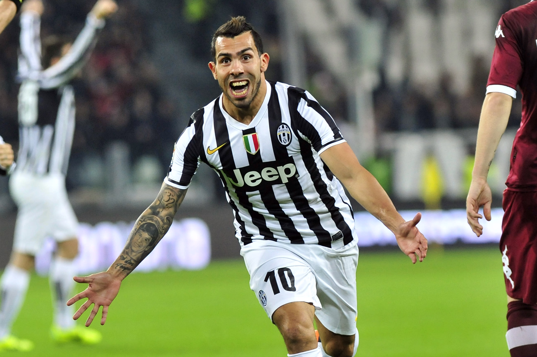 new product 6c6a7 e39a6 Italia: Tevez da triunfo a Juventus