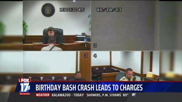 Teen Charged In `Bash` Crash That Left Little Girl Seriously Hurt