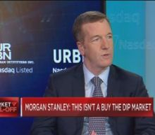 Don't buy this dip, says Morgan Stanley's top strategist