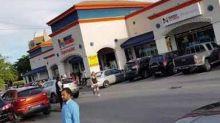 Terrified Shoppers Flee as Earthquake Rocks Trinidad Store