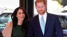 Meghan Markle et le prince Harry signent un contrat royal avec Netflix