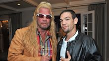 'Dog The Bounty Hunter's son in hospital after first day back at work