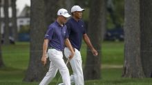 The Latest: Pair of aces: 2nd hole-in-one at No. 7 at Open