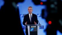 Russia must end Ukraine military build-up, NATO says