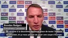 38e j. - Rodgers voit le verre à moitié plein pour Leicester