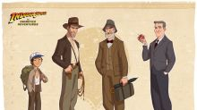 Animator Unearths Incredible — But Unofficial — Indiana Jones Cartoon Concept