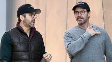 Ryan Reynolds trolea de nuevo a Hugh Jackman por los 3 años del estreno de 'Logan'