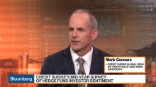 Credit Suisse's Connors Says Get Into Emerging Markets
