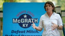 Amy McGrath Is Airing A Pro-Trump Ad In A Swing State Media Market