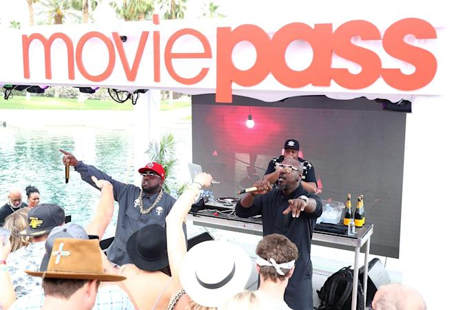 Joe Scarnici/Getty Images for MoviePass
