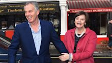 Cherie Blair: Tony still hasn't got to grips with the more mundane parts of domestic life