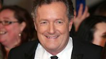 Piers Morgan bids farewell to Britain as he jets off on holiday