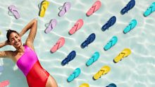 Shop Old Navy's annual 'Dolla Balla' flip flop sale for the chance to win $24,000
