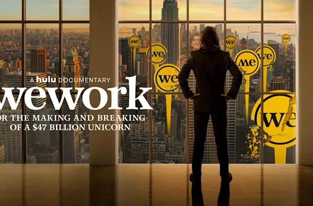Hulu's WeWork documentary depicts the rise and fall of a cult