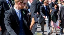 Can you spot Prince Harry's wedding faux pas?