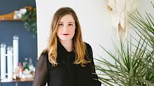 This 32-year-old leveraged 3.7 million Pinterest followers to remodel and furnish her tiny house