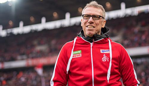 """Bundesliga: Stöger: """"Keine Weltuntergangsstimmung"""""""