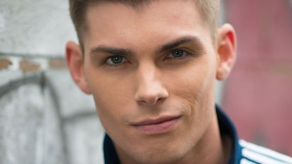 Ste gets a blast from the past