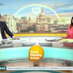 Good Morning Britain presenters announce the show has had 'highest ratings in the history' during the coronavirus pandemic