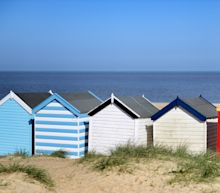 UK beach hut prices soar 40% to over £36,000