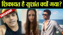 Prince Narula and Yuvika Have Shikayat From Sushant's Fan And social Media