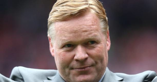 Foot - ANG - Everton - Liverpool-Everton : Ronald Koeman n'a pas aimé le «show» Jürgen Klopp