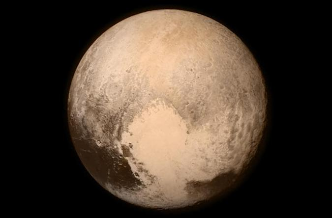 The Big Picture: NASA unveils best Pluto image yet (updated)