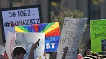 AZ Gov. Holds Decision on Controversial Gay Bill