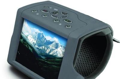 Glacier's Ridgeline W200 wrist PC says 'You're SPECIAL'