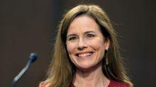 Nominada por Trump a la Corte Suprema evade pregunta por histórico fallo sobre aborto