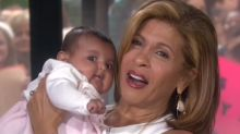 Hoda Kotb Shows Off Adorable Baby Daughter on 'Today'