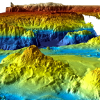 MH370 search data unveils fishing hot spots and geological movement