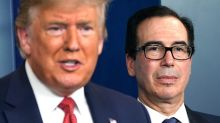 How Trump Learned to Trust Steve Mnuchin With His Presidency