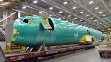 Fuselages stacking up at Spirit AeroSystems amid 737 MAX grounding
