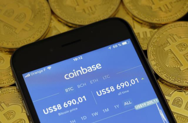 Coinbase fined $6.5 million over cryptocurrency trading claims