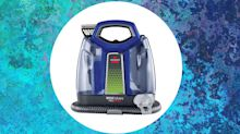'Amazing little machine': This top-rated Bissell upholstery cleaner is on sale for only $130