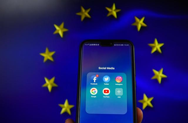 EU may fine political groups misusing personal data to skew elections