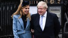 Boris Johnson and Carrie Symonds announce birth of baby boy