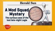 Logie's mystery finally solved