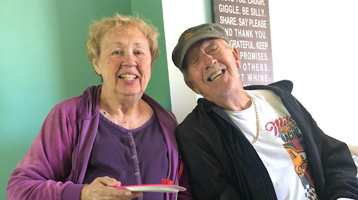 Couple who did 'everything together' dies of COVID at the same time