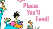 Breastfeeding Meets Dr. Seuss in 'The Places You'll Feed!'
